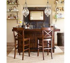 Aarons Dining Table Aaron Barstool Pottery Barn