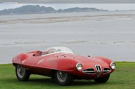 1952 alfa romeo c52 disco volante pictures history value