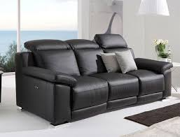Modern Reclining Leather Sofa Reclining Leather Sofas Uk Functionalities Net