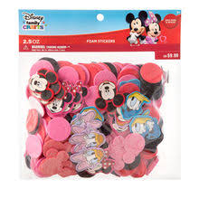 Minnie Mouse Easter Stickers Mickey Minnie