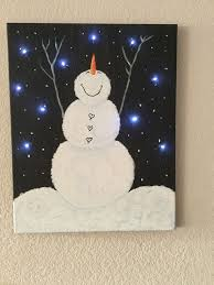 best 25 christmas canvas art ideas on pinterest christmas