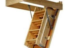 heavy duty pulldown staircase fakro insulated attic ladder for