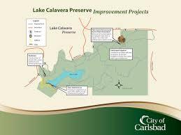 native plant project work on carlsbad u0027s lake calavera preserve improvement project