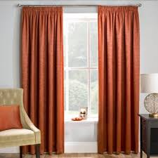 Burnt Orange Curtains Orange Curtains Wayfair Co Uk