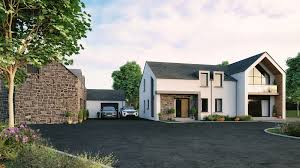 Modern House Styles Northern Ireland Contemporary Self Builds Google Search