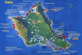 Hawaii where to travel in september images Best places to visit in hawaii travel holiday map jpg