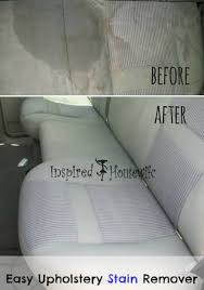 Do It Yourself Car Upholstery Best 25 Cleaning Car Seats Ideas On Pinterest Furniture Cleaner