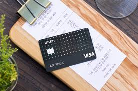 uber has a new credit card for who want to earn points