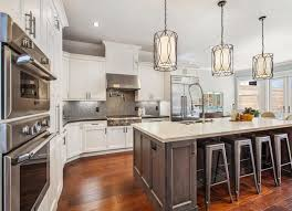 installing kitchen island best 25 kitchen island lighting ideas on island
