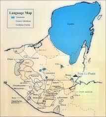Mesoamerica Map Maya Maps