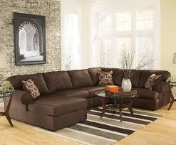 Sofa Trend Sectional 7 Piece Microfiber Sectional Sofa Centerfieldbar Com