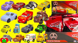 disney cars 3 movie blind bags youtube