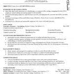 Resume With Summary Examples Of Resumes 81 Enchanting Example Good Resume A Network