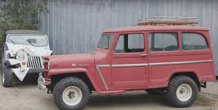 willys jeep truck for sale swapping a willys jeep wagon onto a wrangler yj chassis