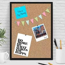 pin board buy framed cork pin boards online propshop24