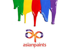 colours of asian paints faded in the markets today business