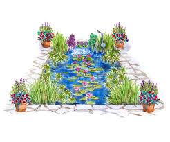 Wildlife Garden Ideas Wildlife Water Garden Plan Better Homes Gardens