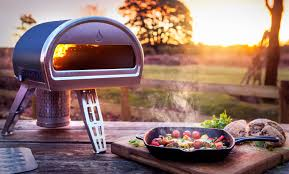 roccbox portable stone bake pizza oven