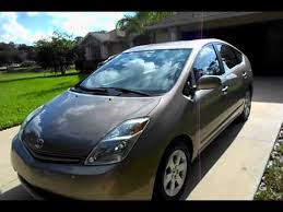 toyota prius 2004 review 2004 toyota prius with cloth interior gold