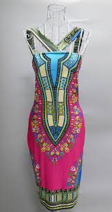 sling african dress dashiki dresses
