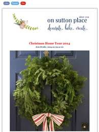 this gorgeous 9 slim yuletide pine tree with lights is the