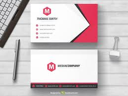 Red Business Cards 10 Best Business Card Templates Free Download Images On