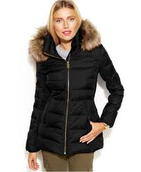 womens faux fur coats with hood tradingbasis