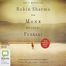 the monk who sold his ferrary listen to the monk who sold his audiobook audible com
