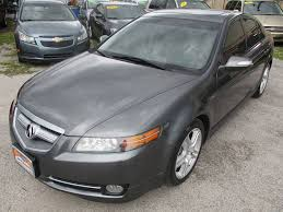 2008 Acura Tl Interior 2008 Acura Tl 4dr Sedan In Kissimmee Fl Marvin Motors