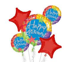 retirement balloon bouquet happy retirement balloon bouquet in columbus oh osuflowers