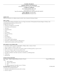 Resume Sample For Cook Position by Inspire Summary And Technical Skills And Software Consulting Chef
