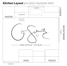 potential kitchen floor plan options madness u0026 method