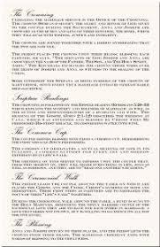 typical wedding program orthodox wedding program exle wedding directories order