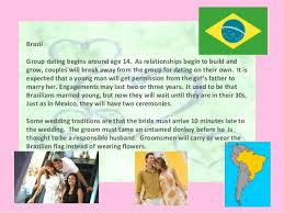 dating and marriage customs from around the world