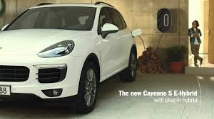 Porsche Cayenne Hybrid - how to refuel the new porsche cayenne s e hybrid youtube
