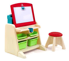 furniture stunning kids easels art tables storage wood easel for