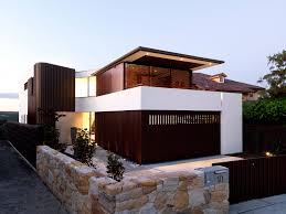 narrow lot house plans modern style modern house design colors