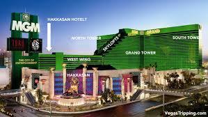 Mgm Grand Floor Plan Las Vegas The Hakkasan Hotel At Mgm Grand Vegastripping Com