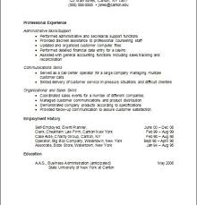 Resume Examples For Security Guard by Download Emt Resume Examples Haadyaooverbayresort Com