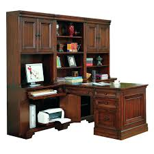 Solid Oak Corner Desk 99 Solid Wood Corner Desk With Hutch Home Office Furniture