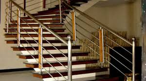Stainless Steel Stairs Design Stainless Steel Staircase Railing Designs Staircase Stainless