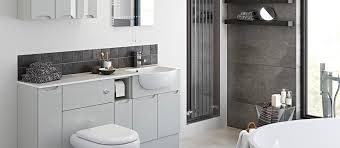 Fitted Bathroom Furniture White Gloss Great Britain Kitchens Bathrooms