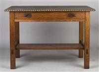 Library Tables For Sale L U0026 J G Stickley Artnet