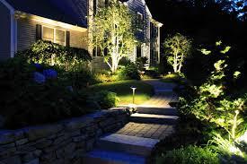 Led Pathway Landscape Lighting Led Pathway Outdoor Light Green Dauer Landscape Lighting Tech Jpg