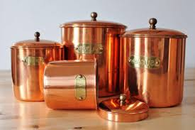 Copper Kitchen Canisters Kitchen Stainless Steel Canisters Marissa Kay Home Ideas