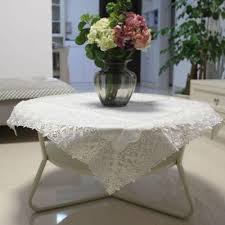 tablecloth for coffee table square lace tablecloth ebay