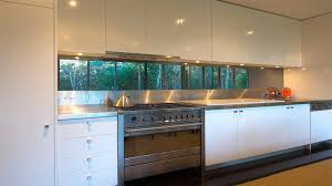 Geelong Designer Kitchens Mirror Glass Splashbacks 5 Tints Geelong Splashbacks