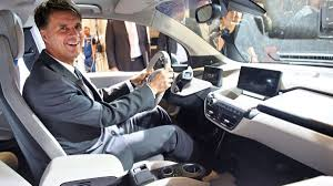 bmw ceo bmw ceo krueger feeling great back at work