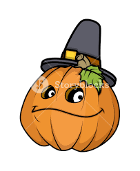 happy halloween pumpkin with hat vector royalty free stock image