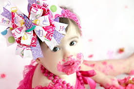 girl hair bows baby the top feather hair bows for infants toddlers